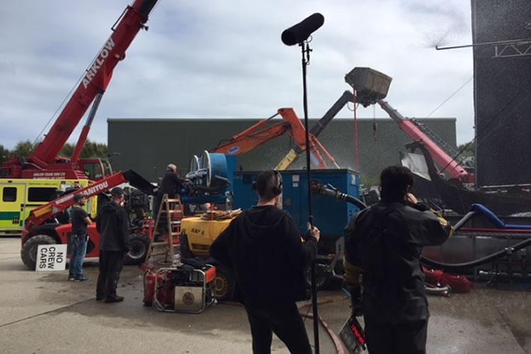 Ambulance Service Film TV Production